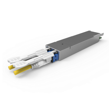 CS Connector QSFP10